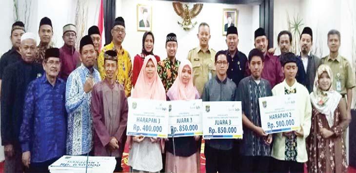 Juara MTQ Kota Depok Dapat Tambahan Hadiah - Pojok Jabar