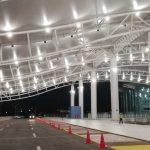 Megahnya Bandara Kertajati Majalengka.