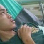 Pemuda yang dirawat di RSUD Kota Bekasi