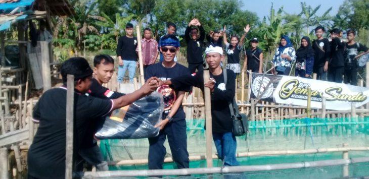 Kegiatan Gema Sunda membuka peluang usaha, Ahad (13/5/2018)./Foto: Ade
