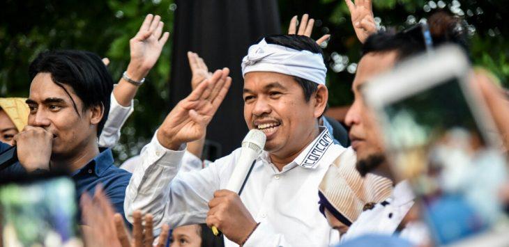 Calon Wakil Gubernur Jawa Barat Dedi Mulyadi ./Foto: Istimewa