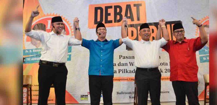debat publik kandidat ronde kedua