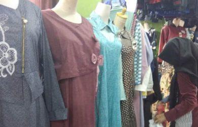 Memasuki Bulan Ramdhan, Ini Lho Tren Pakaian Muslim di Cianjur