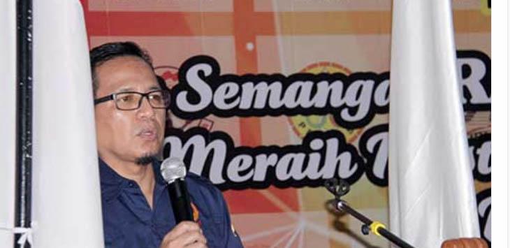 Ketua Bidang Organisasi KONI Provinsi Jawa Barat, Muhammad Amin Fauzi