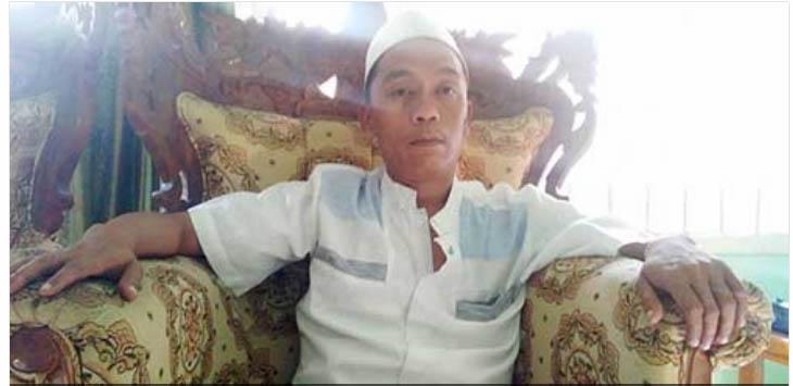 Sekretaris MUI Kabupaten Sukabumi, Ujang Hamdun