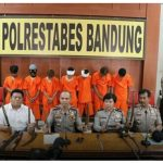 7 orang geng Beogea diamankan polisi