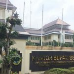 Kantor Bupati Bekasi, Cikarang Pusat. Foto : Dokumentasi