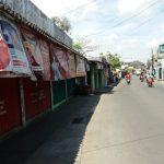 Puluhan Ruko di Bekasi Utara Masih Tutup