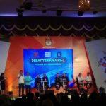 Debat ke 2 Walikota dan Wakil Walikota Bogor 2018. Adi/PojokBogor