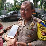 Kapolres Bogor, AKBP M.Dicky