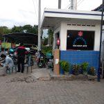 Kantor Satpam/Security PT Cinta Damai Putra Sejahtera Jalan Kalijaga Kota Cirebon. Foto: Alwi