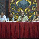 KPU Kota Bekasi Gelar Rakor Persiapan Pilkada Serentak 2018