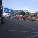 Sejumlah ruas jalan di Sukabumi sepi, Jumat (15/6/2018)./Foto: via Rmol