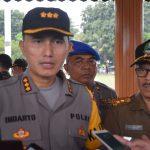 Kapolres Metro Bekasi Kota Kombes Indarto