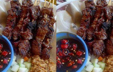 Ramadhan Lewat Berburu Kuliner Di Pasar Bersih Sentul City Bogor