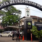 Mapolres Metro Bekasi Kota. (Foto: Dok GoBekasi)