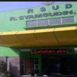 RSUD R Syamsudin SH