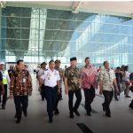 Iwan Bule saat kunjungi Bandara Kertajati, Sabtu (23/6/2018)