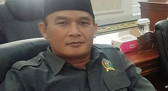 UM.Sulaeman, ketua badan Legislasi DPRD Purwakarta./Foto: Ade