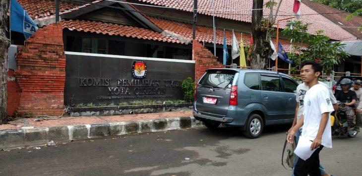 Suana Kantor KPU Kota Cirebon./ Foto: Alwi