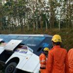 kecekalaan di Tol Cipali KM 143./Foto: rmol