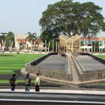 Taman alun-alun Cianjur