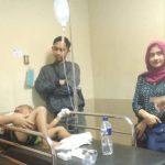 Sungguh prihatin nasib yang dialami, M Enda Suryadi (7) bocah masih pelajar SD yang sebelumnya tersengat listrik,