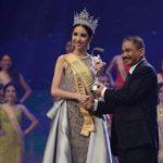 Nadia Purwoko Berhasil Rebut Gelar Miss Grand Indonesia 2018