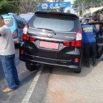 Kecelakaan di Panyusuhan Desa Pakemitan Kidul, Kecamatan Ciawi, Kabupaten Tasikmalaya, sekira pukul 14.30 WIB, Kamis (19/7/2018 )../Foto: Istimewa