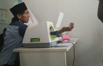 Bacaleg Sebogor Penuhi Ruang Pemeriksaan Rumah Sakit Marjuki Mahdi