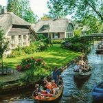 Giethoorn, Belanda