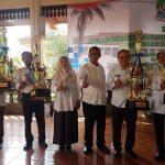 Kelurahan Cikiwul Kembali Sabet Penghargaan