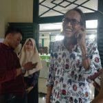 Anhar Geronggong, saat ditemui setelah menghadiri FGD membangun Budaya Nasional Berbasis Bahari di Aula Keraton Kasepuhan, Cirebon. Foto : Alwi/pojokbogor