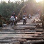 Jembatan di Sukabumi