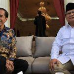 Jokowi dan Prabowo Maju-di Pilpres 2019