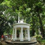 Monumen Lady Raffles di Kebun Raya Bogor
