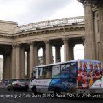 Promosi wisata Banyuwangi di Piala Dunia 2018 di Rusia