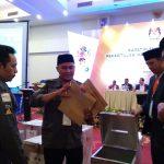 Rekapitulasi Perhitungan Suara Tingkat Kota Bogor. Adi/PojokBogor