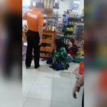 Viral video oknum polisi