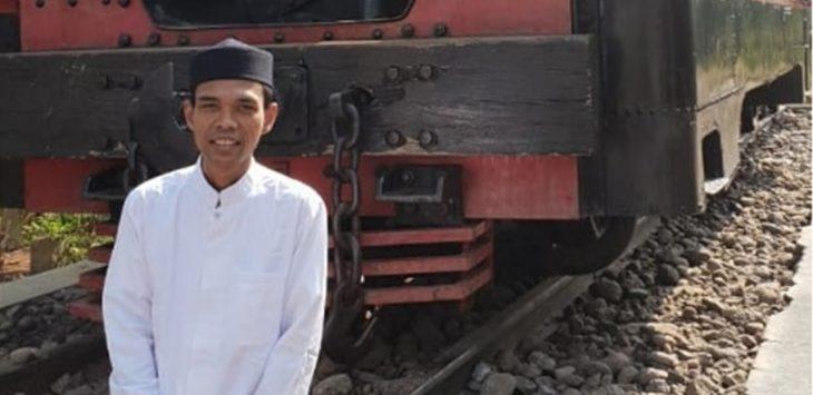Ustaz Abdul Somad saat di Semarang./Foto: Instagram