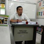 Ketua KPU Kota Cirebon, Emirzal Hamdani. Foto: Alwi