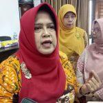 Kepala Dinas Tanaman Pangan Hortikultura dan Perkebunan Kabupaten Bogor Siti Nurianty