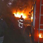 Kebakaran di bekas lahan Mall Mega M