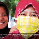 Mahasiswi penemu Coco Mask