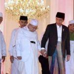Jokowi Resmi Gandeng Kiai Ma'ruf di Pilpres, Ini Alasannya