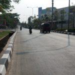 Begini Kondisi Ruas Jalan di Kota Bekasi Saat Iduladha