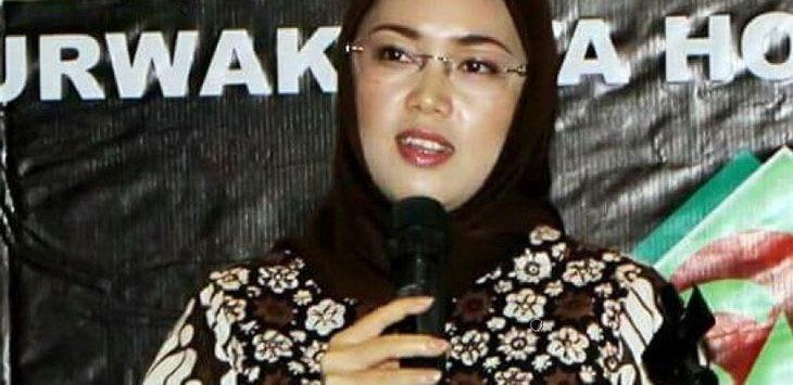 Bupati Purwakarta terpilih Anne Ratna Mustika