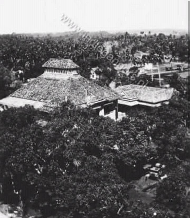 Gedung Juang Tempo Dulu