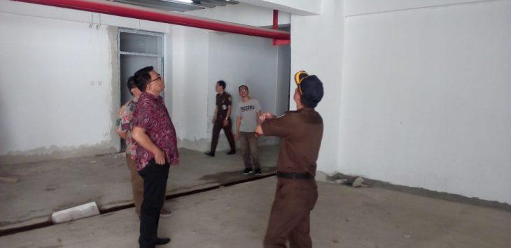 Gedung Sekda Kota Cirebon atau Kejagung RI saat meninjau gedung Sekda Kota Cirebon pada Kamis kemarin