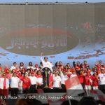 Harmoni Indonesia di Plaza-Timur GBK